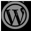 wordpress: Blog tool and publishing platform.